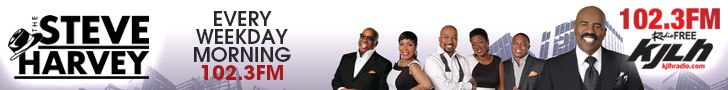 Steve Harvey Morning Show Banner