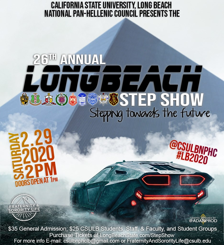 Long Beach Stepshow