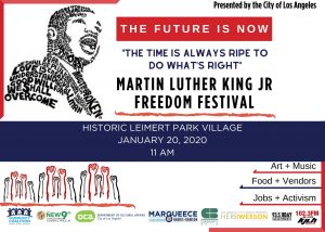 Martin Luther King Jr Freedom Festival