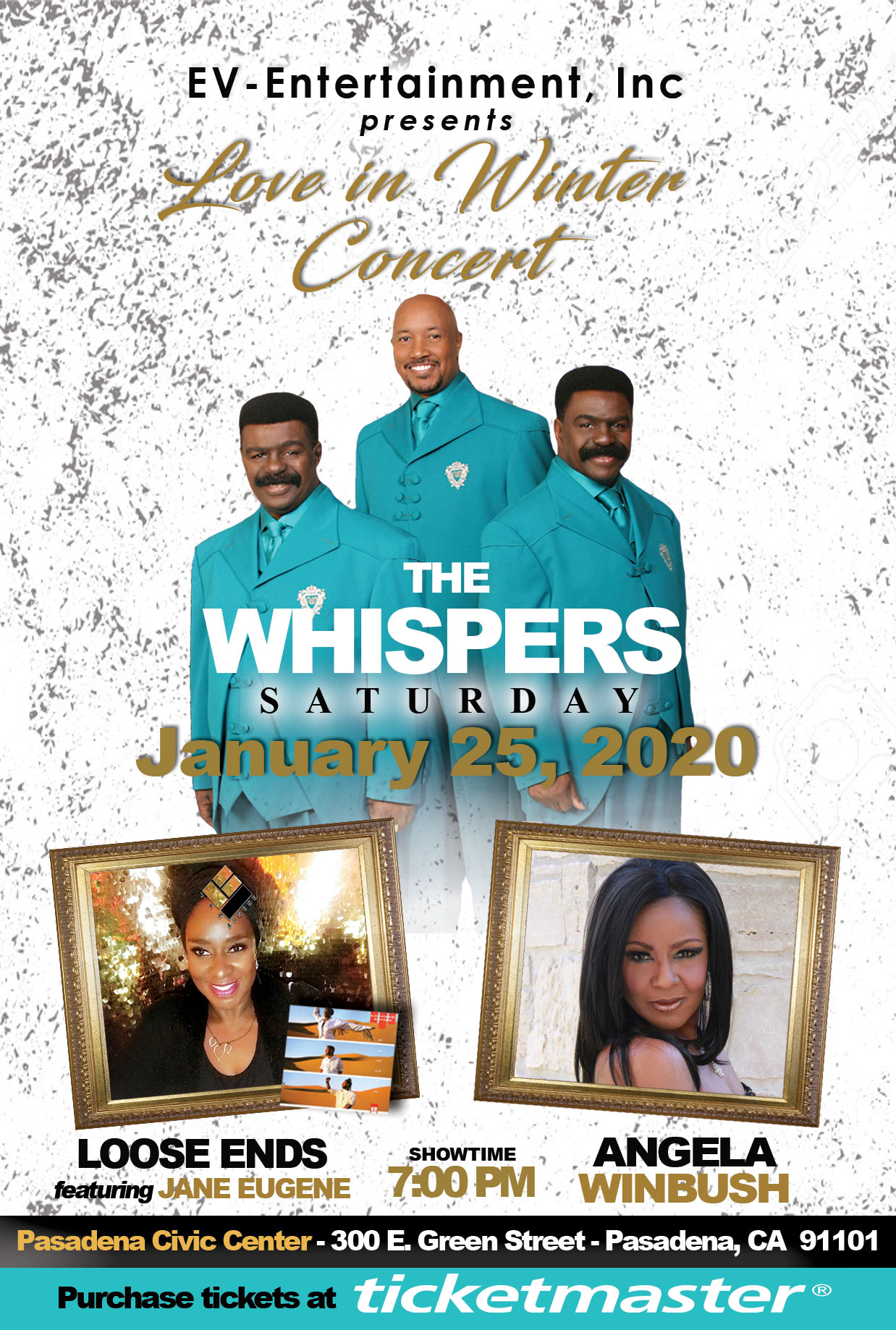 The Whispers in Concert