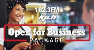 Open For Business Packages with KJLH