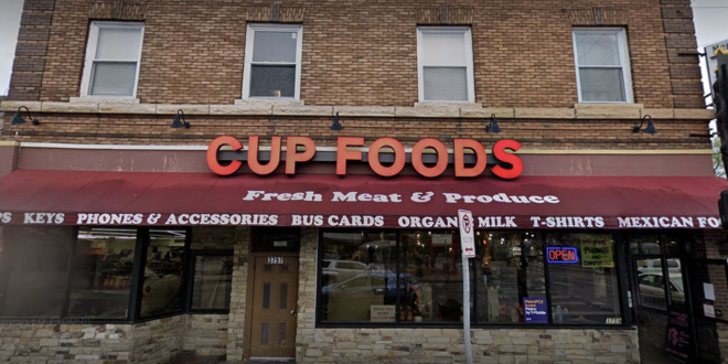 Cup Foods convenience store in Minneapolis, Minn. (Photo: Google Maps)