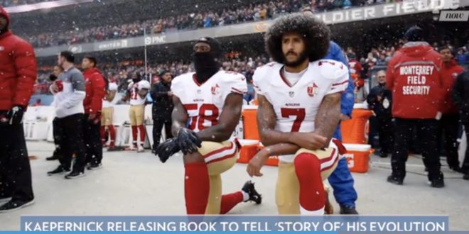 Netflix Announces New Series on Colin Kaepernick's High School Years with Creator Ava DuVernay