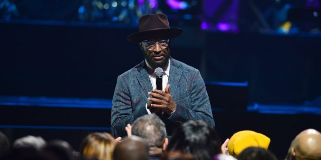 Happy to be alive': Comedian Rickey Smiley's daughter says she's OK after being shot