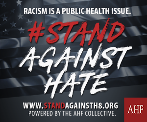 Stand Against Hate AHF