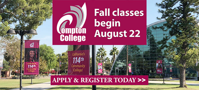 Compton College Summer Session
