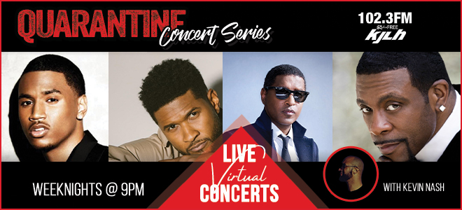 Quarantine Concert Series Sponsored by US Bank