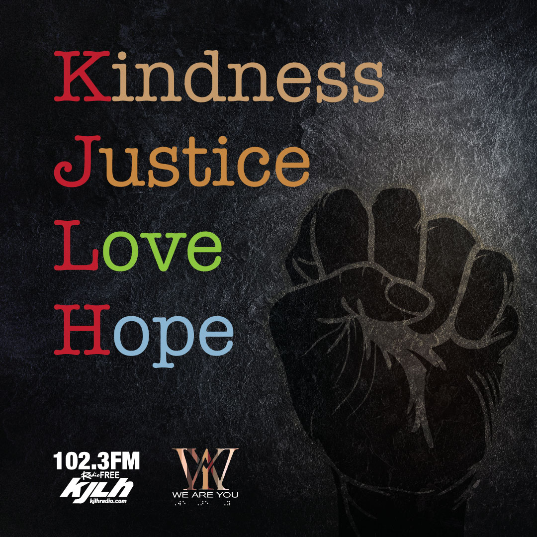Social Justice Discussion on KJLH Radio