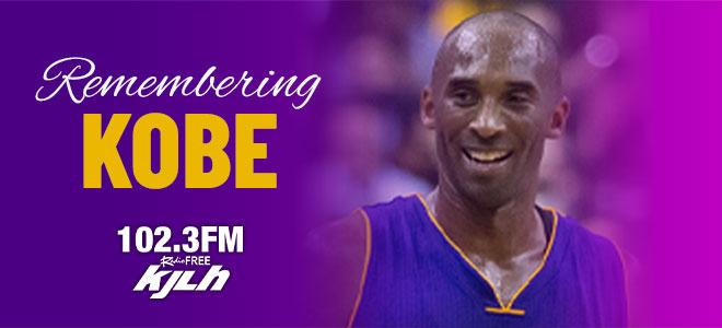 Remebering Kobe