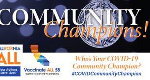 COVID-19 Community Champions