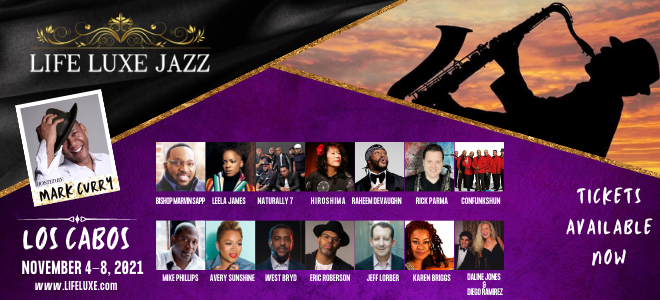 Life Luxe Jazz Festival Contest