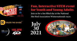 Delete the Dixvide STEM event