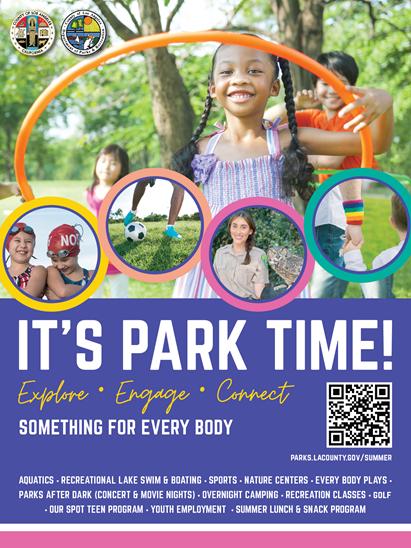 LA county park Events