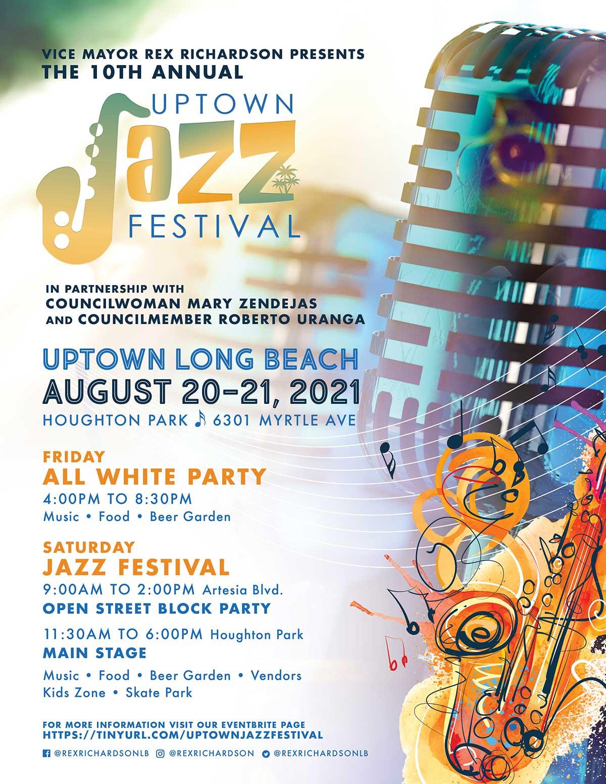 Uptown Jazz Festival