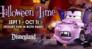 Halloween at Disneyland